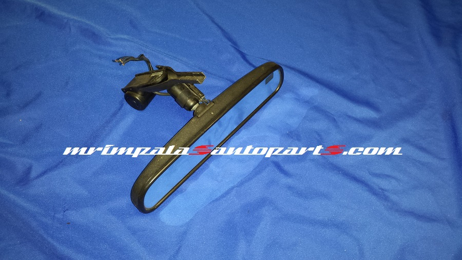 91-94 Caprice 94 Impala SS Rearview Mirror W/Compass Option